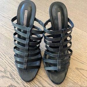 BCBG stroppy heels size 37